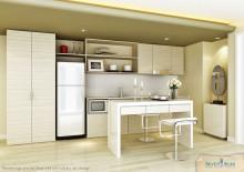 2ベッドルーム キッチン インテリア(イメージ)