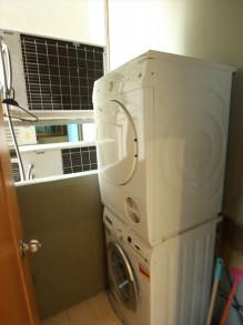 洗濯機&乾燥機部屋
