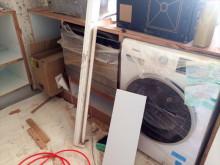 キッチン(洗濯機食洗器)